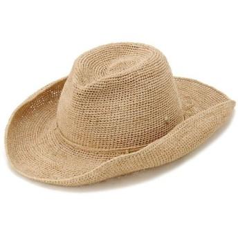 HELEN KAMINSKI ヘレンカミンスキー 帽子 テンガロン 12 ナチュラル 麦わら帽子 ブランド