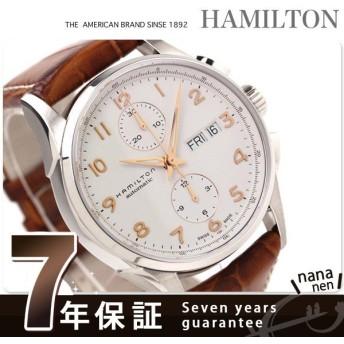 ハミルトン ジャズマスター マエストロ クロノグラフ 自動巻き H32576515 メンズ 腕時計