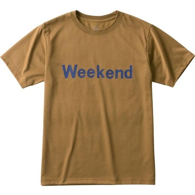 THE NORTH FACE(ノースフェイス) S/S Weekend Life Tee ショートスリーブ ウイークエンド_ライフ ティ