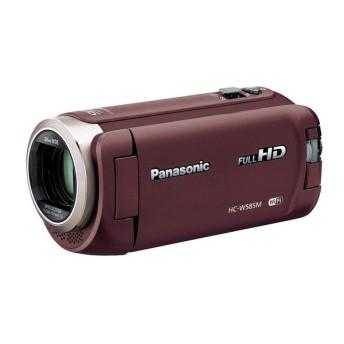 パナソニック(Panasonic) ビデオカメラ フルハイビジョン 前&自分撮り HC-W585M-T ブラウン【新品・送料無料】