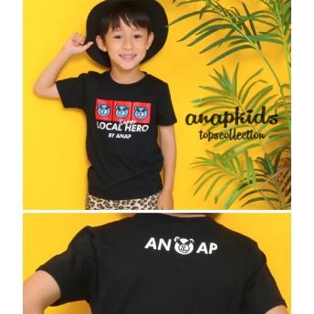 ANAP KIDS アナップキッズ キャラクタープリントTシャツ