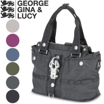 GEORGE GINA&LUCY 2WAY ハンドバッグ レディース