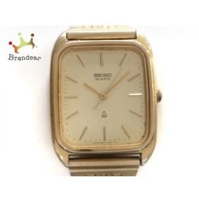 セイコー SEIKO 腕時計 6431-5080 メンズ ゴールド   スペシャル特価 20191009
