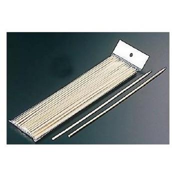 竹製バーベQ串(50本入) 240mm