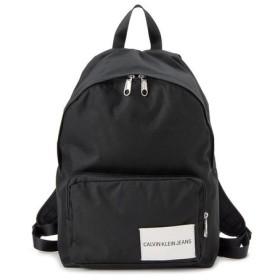カルバンクライン Calvin Klein リュック 46301596 001 ナイロン メンズ/レディース ブラック 新品 【送料無料】