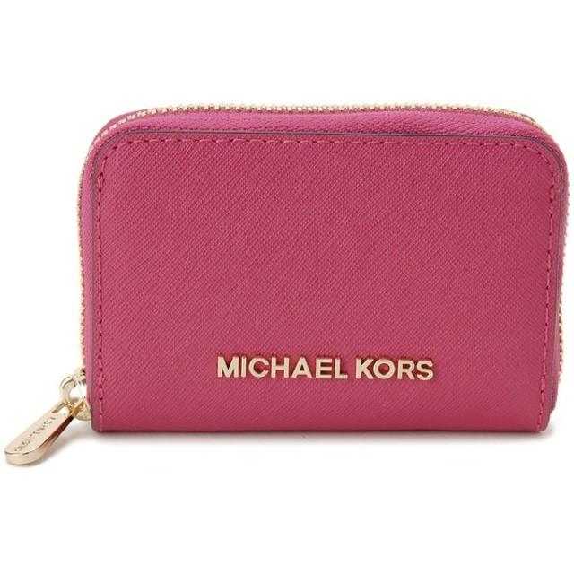 マイケルコース MICHAEL KORS コインケース 35S8GTVZ2L-564 小銭入れ カードケース ピンク レディース 財布