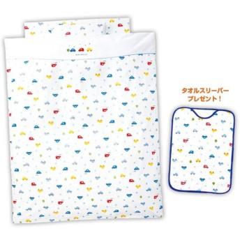 日本製 ミキハウス 組布団7点セット 赤ちゃん ふとん 寝具 ベビー