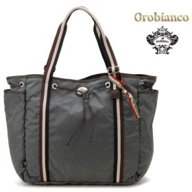 オロビアンコ Orobianco トートバッグ ARINNATA-L-C-GR グレー メンズ ブランド