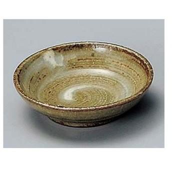和食器 イ083-287 茶刷毛目小皿