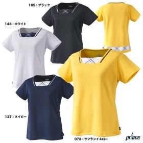 プリンス(prince) テニスウェア レディース ゲームシャツ WL9054