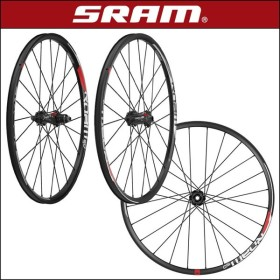 SRAM/スラム  Roam50  アルミホイール  27.5 フロント 9x100mmQR / 15mmTA (00.1918.119.003)