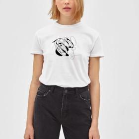 Tシャツ Line Art003(TRUSS ヘビーウェイトTシャツで)