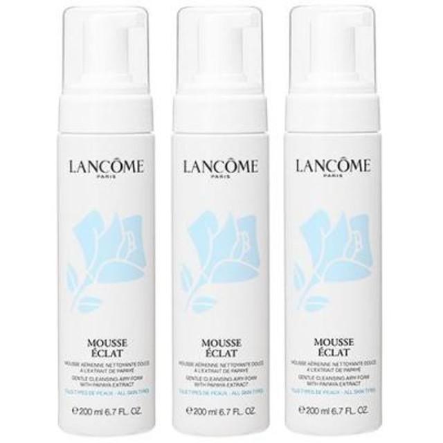 ランコム LANCOME ムース エクラ フォーム 200mL 3個セット 洗顔