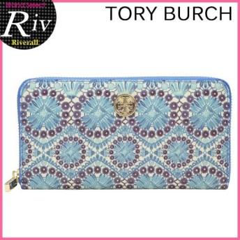 ポイント5倍 トリーバーチ TORY BURCH 長財布 ラウンドファスナー 新作 TORY BURCH 11149093