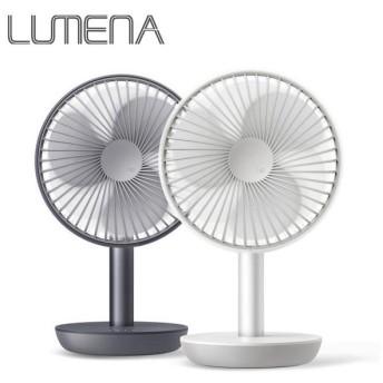 LUMENA ルーメナ デスクトップUSB扇風機 N9-FAN STAND2 【アウトドア/扇風機/携帯ファン/コードレス/小型扇風機】