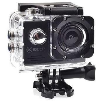 アクションカメラ 1200万画素 スポーツカメラ フルHD 30fps 高画質 AC200BK