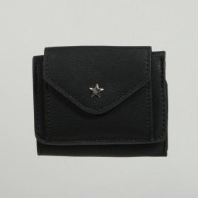 財布全般 - JULIA BOUTIQUE 星付き三つ折りウォレット・ミニ財布/700010