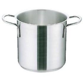 ムラノ インダクション18-8寸胴鍋 (蓋無)16cm