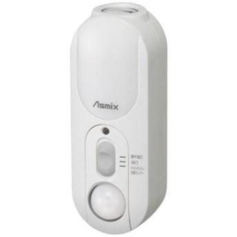 個人宅配達不可 地震センサーライト / ALCE24 1台