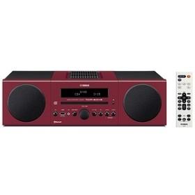 ヤマハ YAMAHA 「ワイドFM対応」Bluetooth対応 ミニコンポ MCR-B043R (レッド)