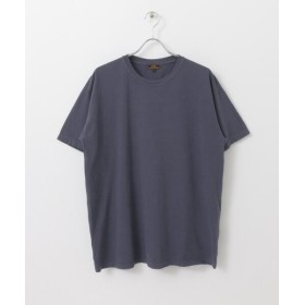 アーバンリサーチ FREEMANS SPORTING CLUB Garment Dyed T SHIRTS メンズ NAVY L 【URBAN RESEARCH】