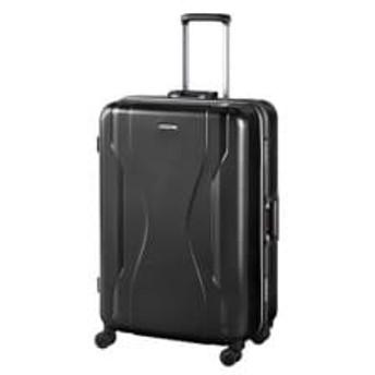 日本製スーツケース WT コヴァーラム 84L (ガンメタリック) 06583-02