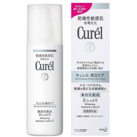 花王 Curel キュレル 美白化粧水 II しっとり 140mL[cp]