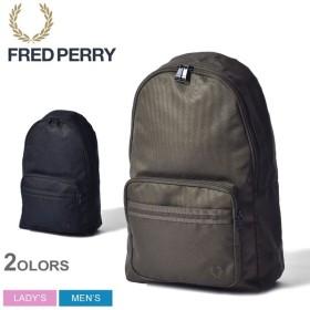 フレッドペリー バックパック メンズ レディース TONAL TIPPED BACKPACK FRED PERRY