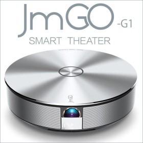 JmGOーG1 CLVー612 セラヴィ ジンゴ プロジェクター(SLV)/お取寄せ