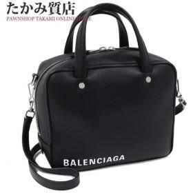 バレンシアガ ハンドバッグ 2WAY トライアングルスクエアXS 513995 C8K02 1000 カーフ 黒
