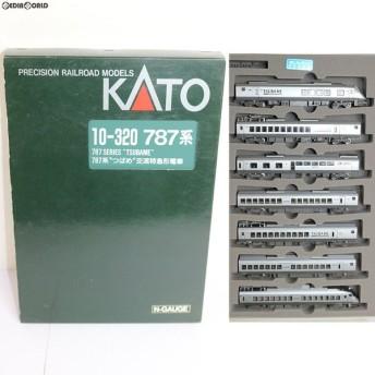 『中古即納』{RWM}10-320 787系 つばめ 交流特急形電車 7両基本セット Nゲージ 鉄道模型 KATO(カトー)(20050430)