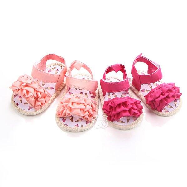 寶寶涼鞋 學步鞋 軟底防滑嬰兒鞋 童鞋 (11.5-12.5cm) MIY0725 好娃娃