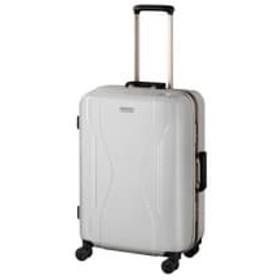 日本製スーツケース WT コヴァーラム 58L (ホワイト) 06581-06
