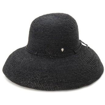 ヘレンカミンスキー 帽子 PROVENCE12-CHAR-GD 12PROVENCE CHARCOAL/ブラック レディース HELEN KAMINSKI 麦わら帽子 ブランド