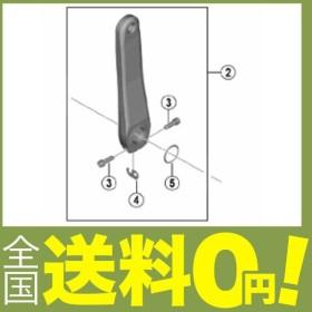 シマノ(SHIMANO) 左クランク 160mm シルバー FC-R7000用 Y1WV98160