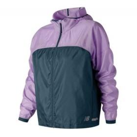 00d11c656a9f9 ニューバランス New Balance レディース ジャケット アウター WJ91240 Light Pack Jacket Violet Glo