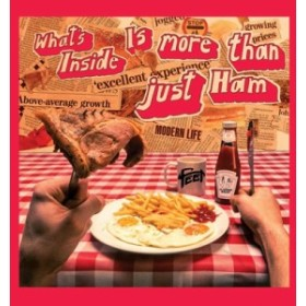 【CD輸入】 Feet / What's Inside Is More Than Just Ham