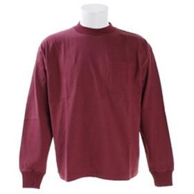 【Super Sports XEBIO & mall店:トップス】HVT POCKET 長袖Tシャツ S18AW-POLER-003BUG
