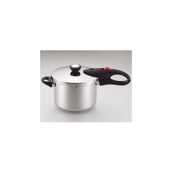 プレミアムプラス Fissler フィスラー ガラスフタ・予備ゴムパッキン・クリーナーセット 圧力鍋 3.5L