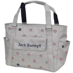 ジャックバニー バイ パーリーゲイツ Jack Bunny!! by PEARLY GATES HIGHFIVEバッグシリーズ トートバッグ