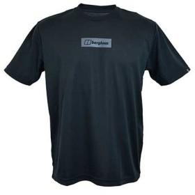 【ポイント15倍】メンズ ウェア カットソー Tシャツ バーグハウス スモールコーポレートロゴティー BLACK J0442