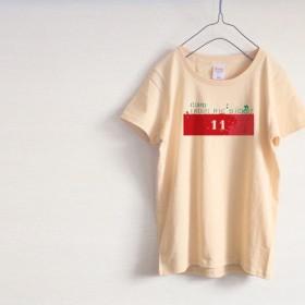sign_II 5.6oz Tシャツ(ナチュラル)