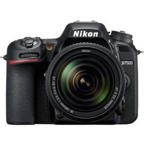 Nikon D7500 18-140 VR レンズキット ブラック [デジタル一眼レフカメラ(2151万画素・18-140 VR レンズキット)] デジタル一眼カメラ