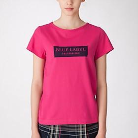 【ブルーレーベル・クレストブリッジ 】ボックスロゴTシャツ