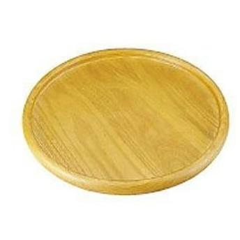 【まとめ買い10個セット品】木製ピザボード(セン材) KS-370