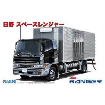 『新品即納』{PTM}HT10 1/32 日野 スペースレンジャー フィギュア フジミ(20150702)