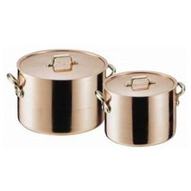 SAエトール銅 半寸胴鍋 15cm