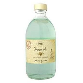 サボン SABON シャワーオイル デリケートジャスミン 500ml ボディケア 保湿 潤い (香水/コスメ)