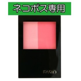 【ネコポス専用】コーセー ファシオ ウォータープルーフチーク PK-2 ピンク系