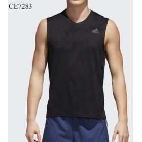 29ba354bb650d adidas/アディダス ランニングウェア メンズ ノースリーズシャツ RESPONSE スリーブレスTシャツM 2018FW